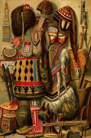 South American Indian Ornaments by F.W. Kuhnert