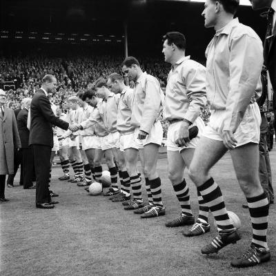 FA Cup Final at Wembley Stadium--Photographic Print