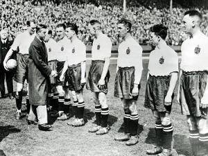 FA Cup Final Bolton vs. Portsmouth Jimmy Seddon