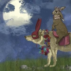 Arrival of the Hare King by Fab Funky
