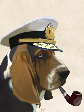 Basset Hound Sea Dog