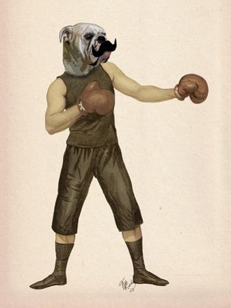 Boxing Bulldog Full