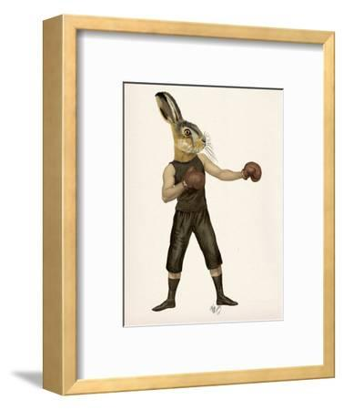 Boxing Hare