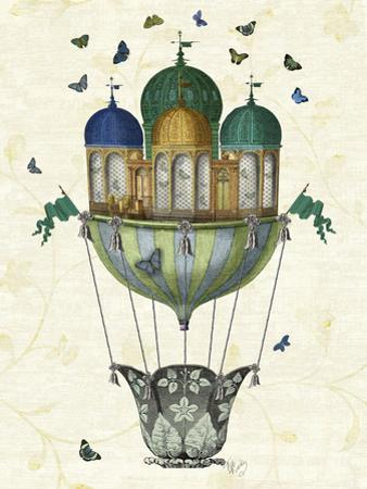 Butterfly House by Fab Funky