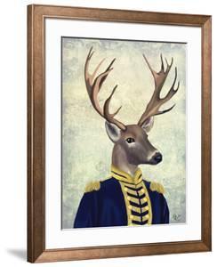 Captain Deer by Fab Funky