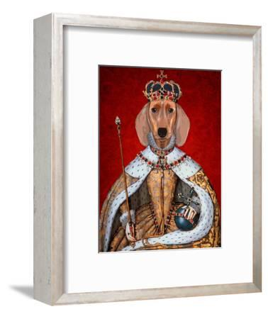 Dachshund Queen by Fab Funky