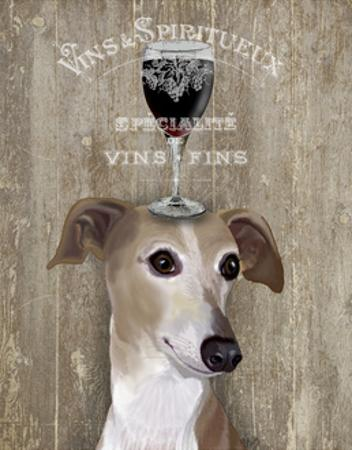 Dog Au Vin Greyhound
