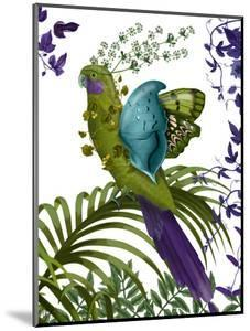 Fantasy Parrot 1 by Fab Funky