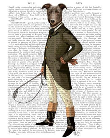 Greyhound Rider by Fab Funky