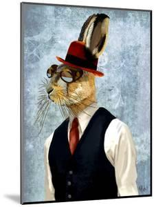 Horatio Hare in Waistcoat by Fab Funky