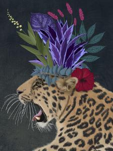 Hot House Leopard 2 by Fab Funky