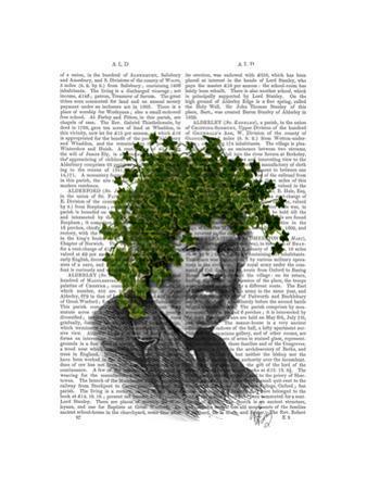 Ivy Head Plant Head by Fab Funky