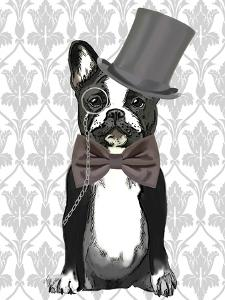 Monsieur Bulldog by Fab Funky
