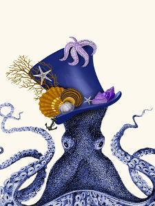 Octopus Nautical Hat by Fab Funky