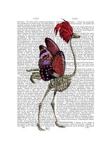 Ostrich Skeleton by Fab Funky