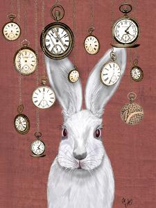 Rabbit Time by Fab Funky