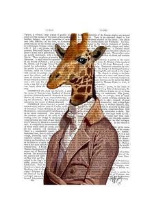 Regency Giraffe by Fab Funky
