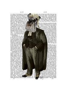 Schnauzer Lawyer by Fab Funky