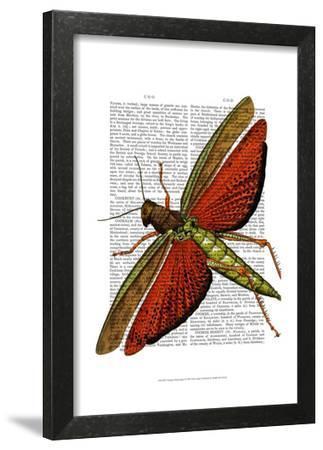 Vintage Grasshopper