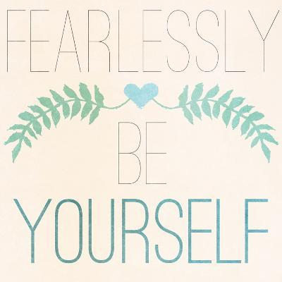 Fab Self II (Fearlessly Be Yourself)-SD Graphics Studio-Premium Giclee Print