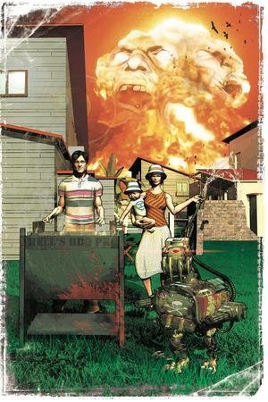 Zombies vs. Robots: More Than a Junkyard Dog