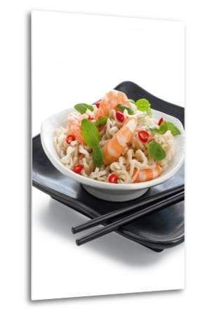 Noodle Dish with Prawns