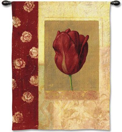 Tulip Bordeaux