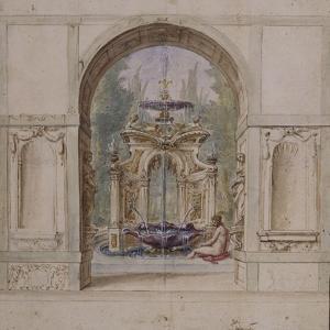 Fontaine by Fabrizio Boschi