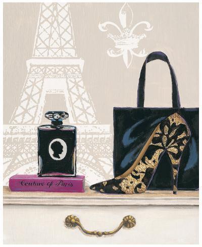 Fabulous Paris-Marco Fabiano-Art Print