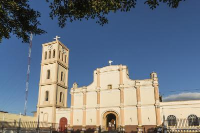 Facade and Bell Tower of the Iglesia San Jose in This Important Northern Commercial City-Rob Francis-Photographic Print