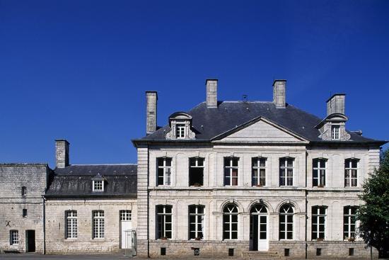 Facade, Chateau De Duisans--Giclee Print