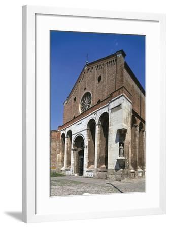 Facade, Church of Hermits--Framed Giclee Print