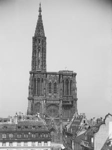 Façade de la cathédrale de Strasbourg