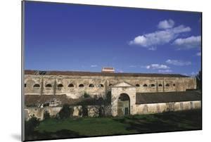 Facade of a Building, Castiadas, Sardinia, Italy
