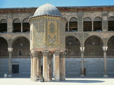 Facade of a Mosque, Umayyad Mosque, Damascus, Syria--Photographic Print