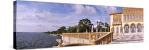 Facade of a Museum, Ringling Museum of Art, Ca D'Zan, Sarasota, Florida, USA