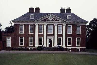 Facade of Eltham Lodge, 1663-1664-Hugh May-Giclee Print