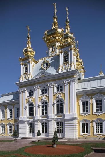 Facade of the Chapel in the East Wing of the Grand Palace--Giclee Print