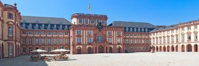 Facade of the Palace, Mannheim Palace, Mannheim, Baden-Wurttemberg, Germany--Photographic Print