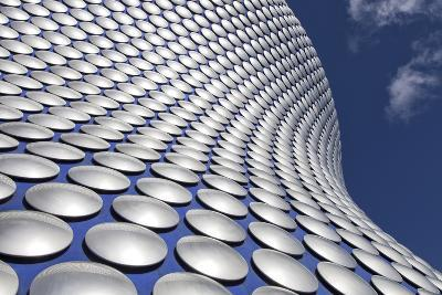 Facade of the Selfridges Department Store in Birmingham, England-David Bank-Photographic Print