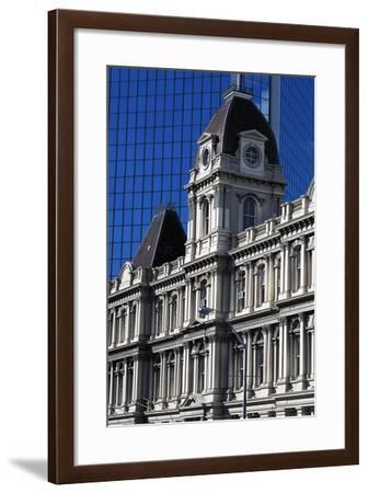 Facade, Old Customs House, Auckland, North Island, New Zealand--Framed Giclee Print