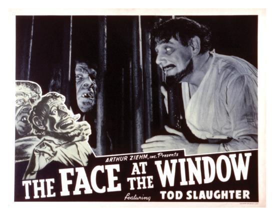 Face At The Window - 1939--Giclee Print