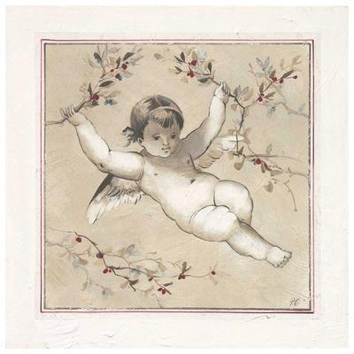 Face d'Ange-Pascal Cessou-Art Print