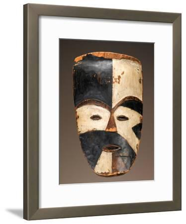 Face Mask; National Museum of African Art