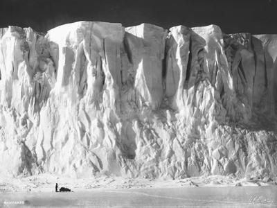 Face of a Glacier