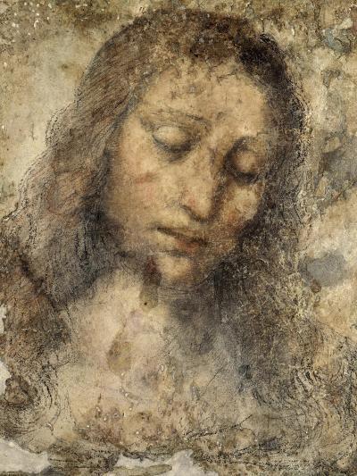 Face of Jesus Christ--Giclee Print