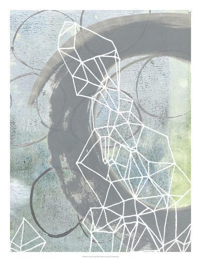 Faceted Gaze II-Naomi McCavitt-Art Print