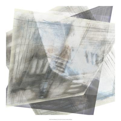 Faceted Illusion II-Jennifer Goldberger-Giclee Print