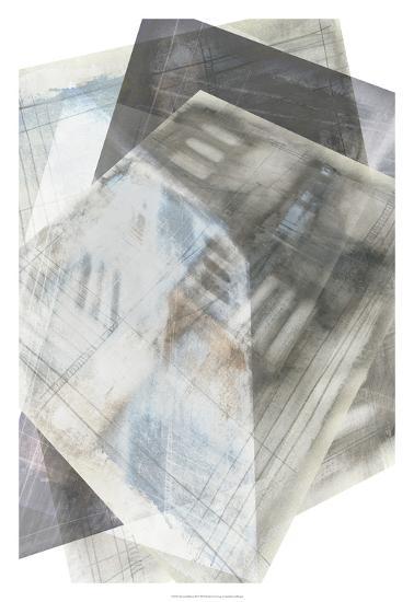 Faceted Illusion III-Jennifer Goldberger-Giclee Print