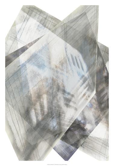 Faceted Illusion IV-Jennifer Goldberger-Giclee Print